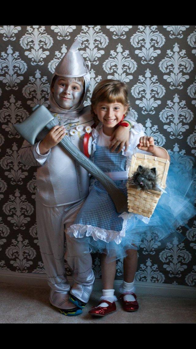 Cute Halloween costume idea for twins Halloween Pinterest - clever halloween costume ideas