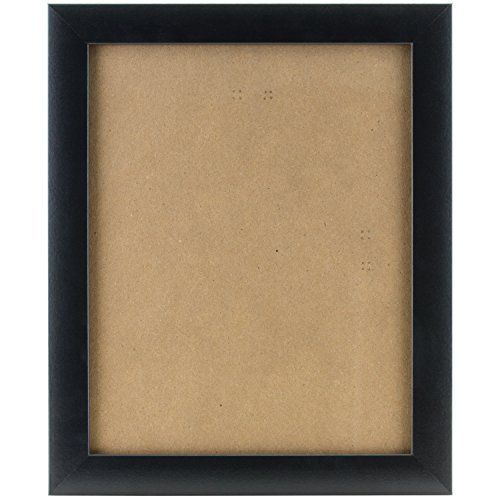 Craig Frames 1wb3bk 12 By 18inch Picture Frame Smooth Wrap Finish 1inch Wide Black Check This Awesome Product By G Craig Frames Picture Frames Poster Frame