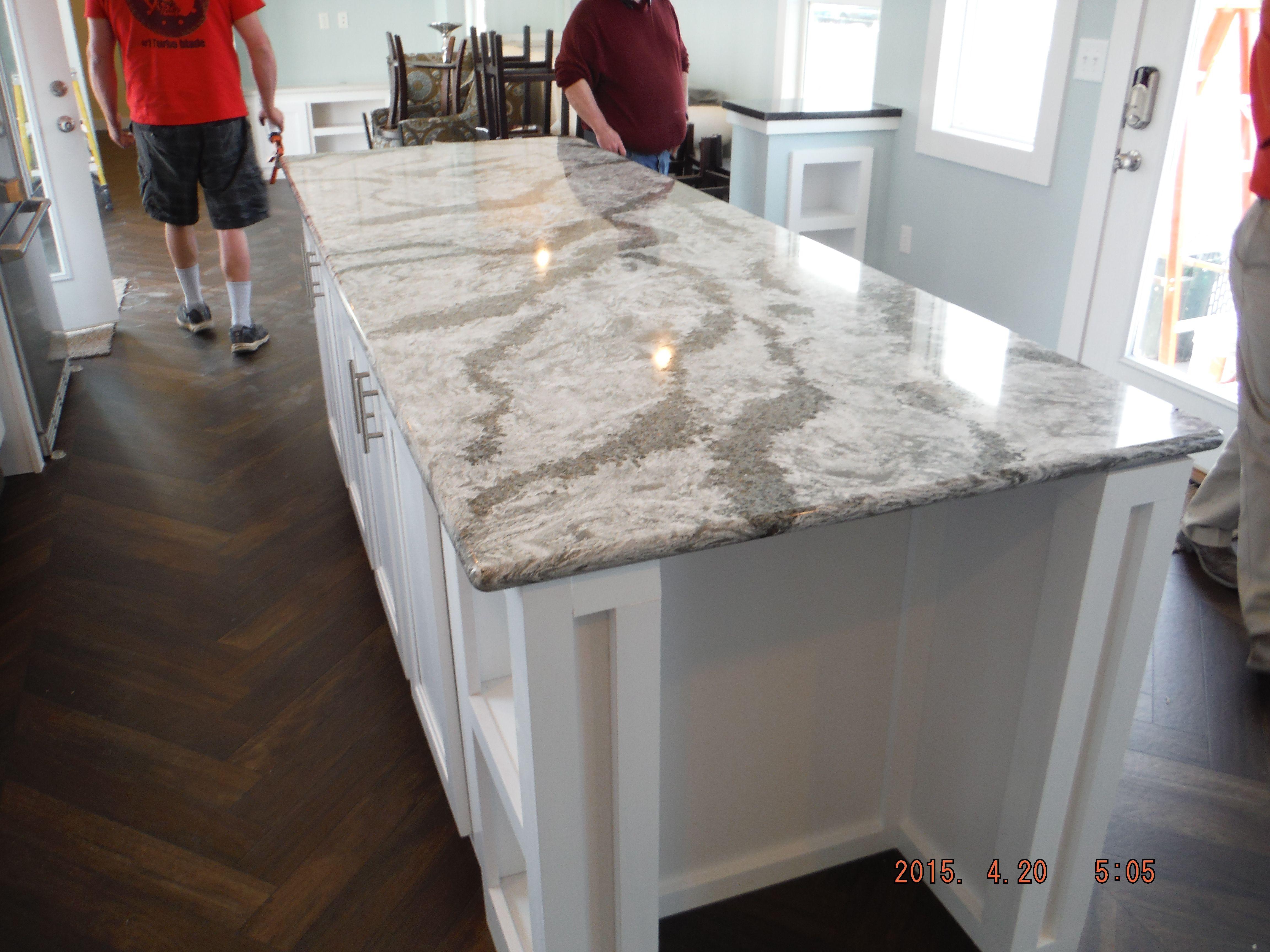Galloway Cambria quartz kitchen countertop install for the Clayton ...