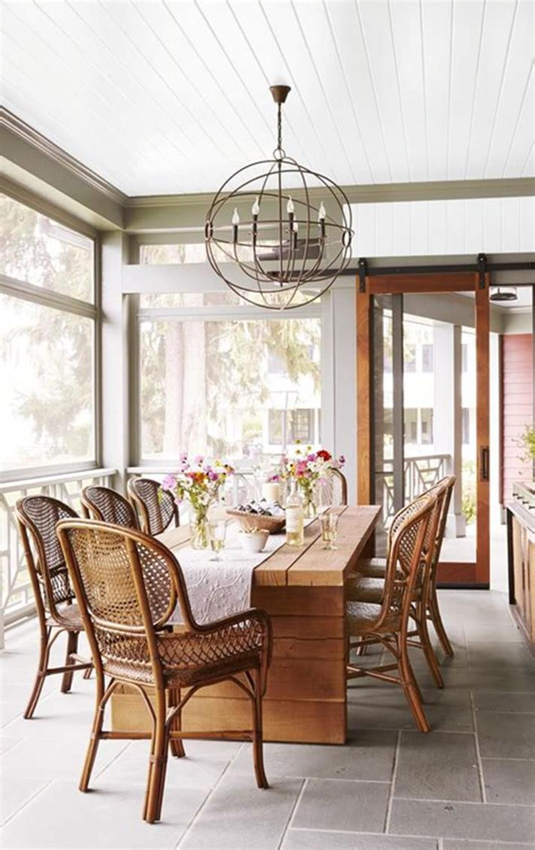 Best 45 Cheap Sunroom Furniture Ideas - HomEnthusiastic# ...