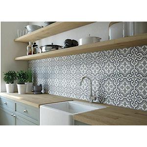 Wickes Co Uk Wickescouk In 2020 Patterned Kitchen Tiles Kitchen Splashback Tiles Kitchen Wall Tiles