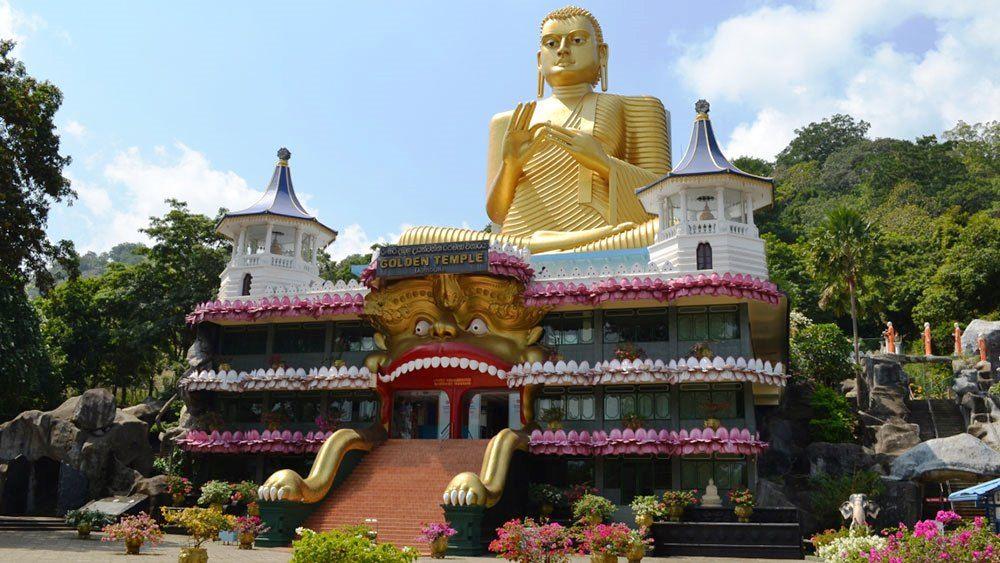 Dambulla Cave Temple Tourism Sri Lanka Next Trip Tourism