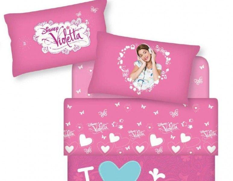 Violetta disney completo lenzuola letto singolo caleffi violetta for true v lovers - Lenzuola letto singolo disney ...