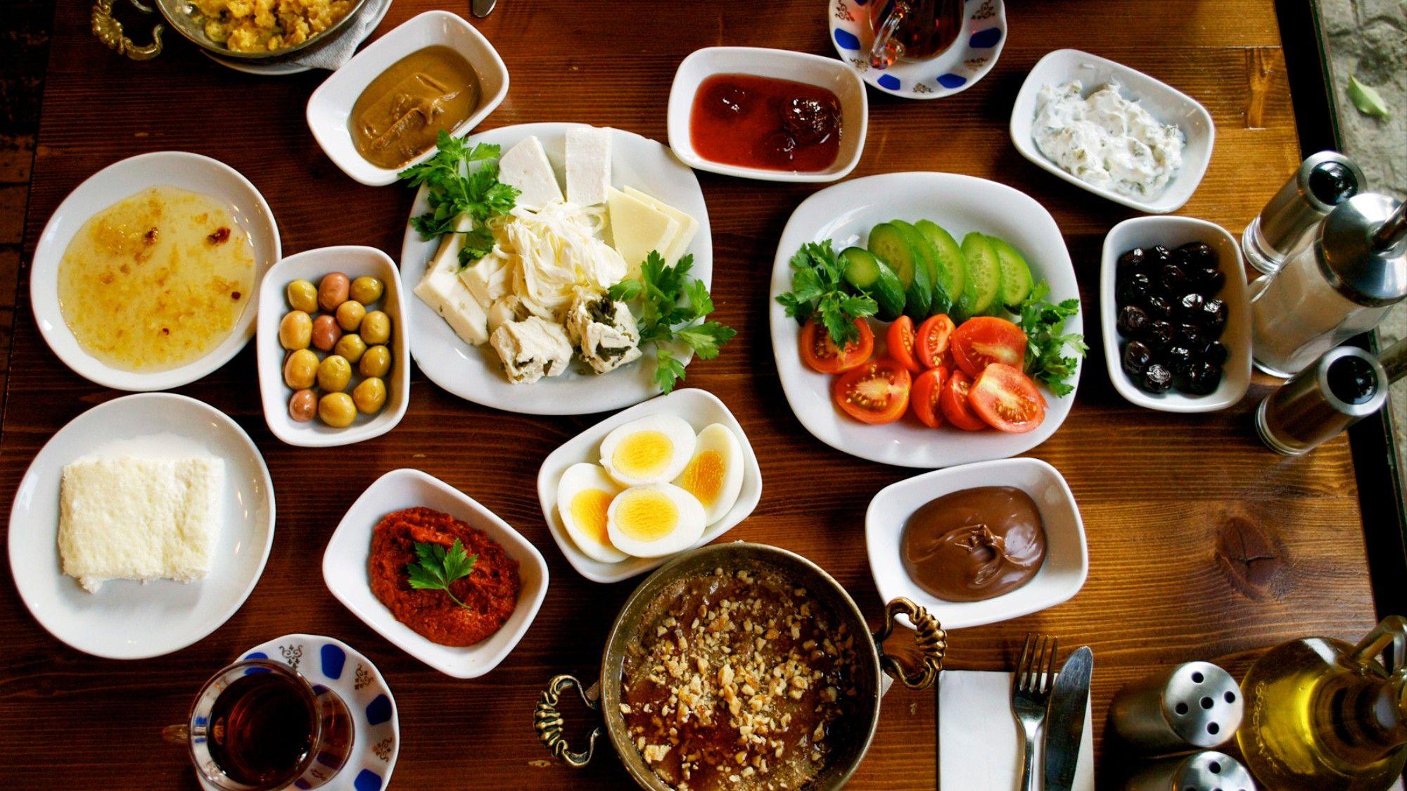 Istanbul's Breakfast Heaven Is a Kurdish Feast Kurdish