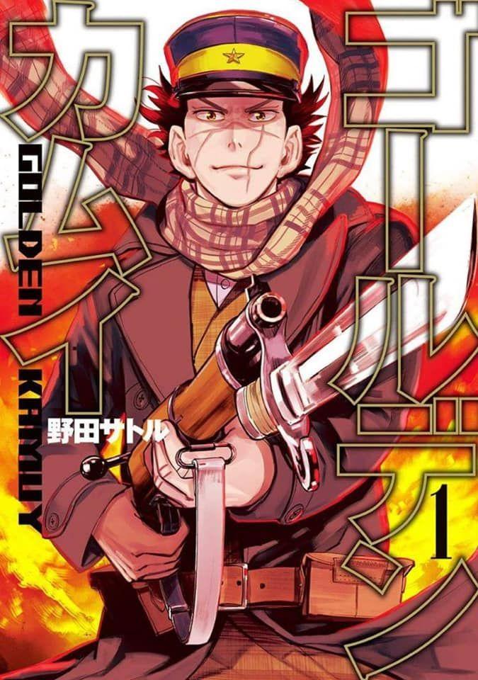 Golden Kamuy El manga tendrá una pausa momentánea in 2020