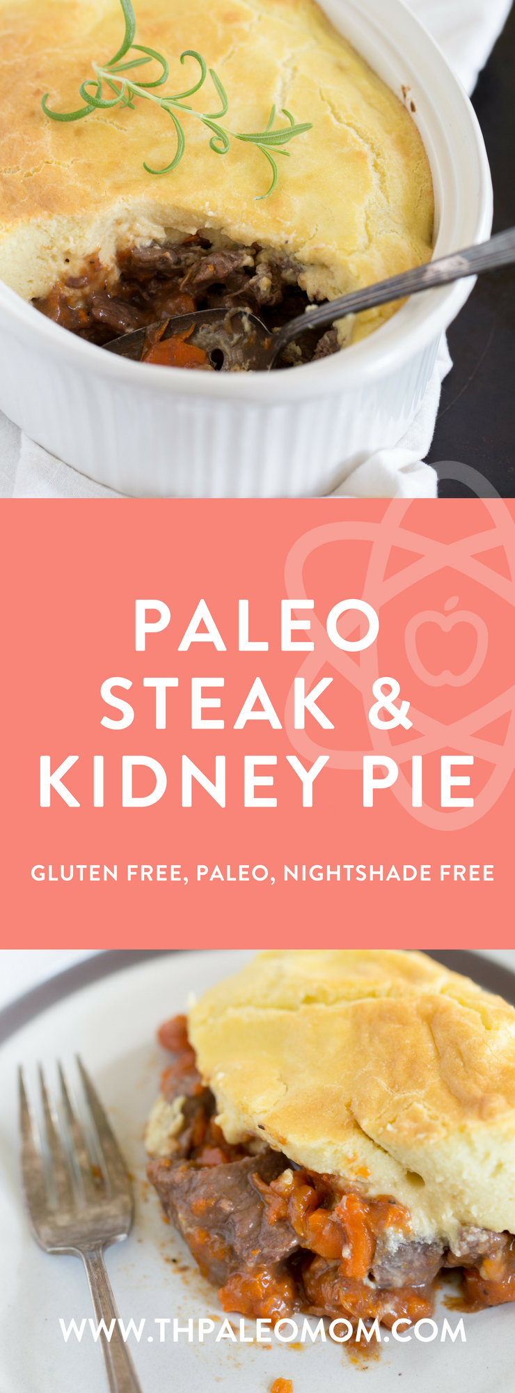 Paleo Steak and Kidney Pie ~ The Paleo Mom | Offal recipes ...