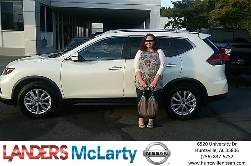 Congratulations Melanie On Your #Nissan #Rogue From Leonard Suit At Landers  McLarty Nissan !