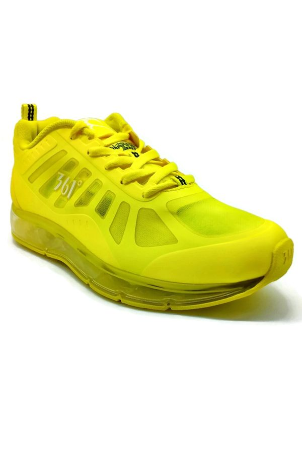a5cdd2b54a71 361 Degrees SAC-Air Running Shoes (Yellow)