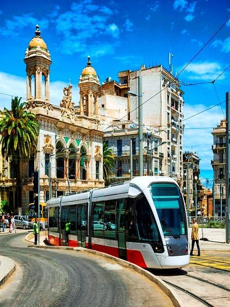 Algeria: publication on Oran cultural heritage to be ...   Algeria Oran Universities