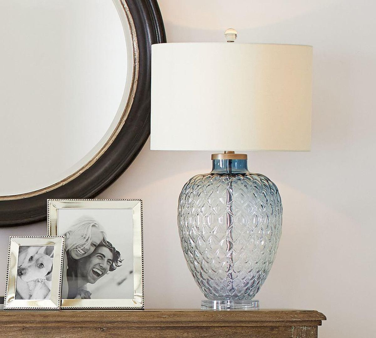 Frida table lamp pottery barn ca geng residence in