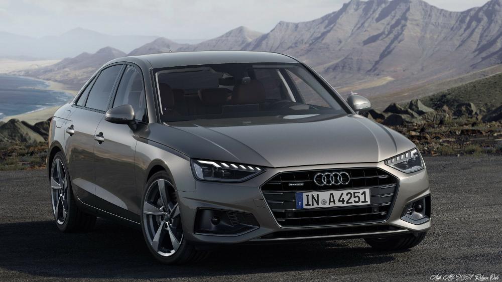 Audi A4 2021 Release Date Reviews