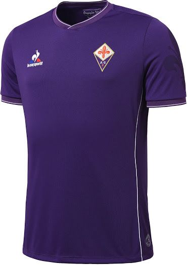 d84ebfed9a Le Coq Sportif Fiorentina 15-16 Kits Released - Footy Headlines ...