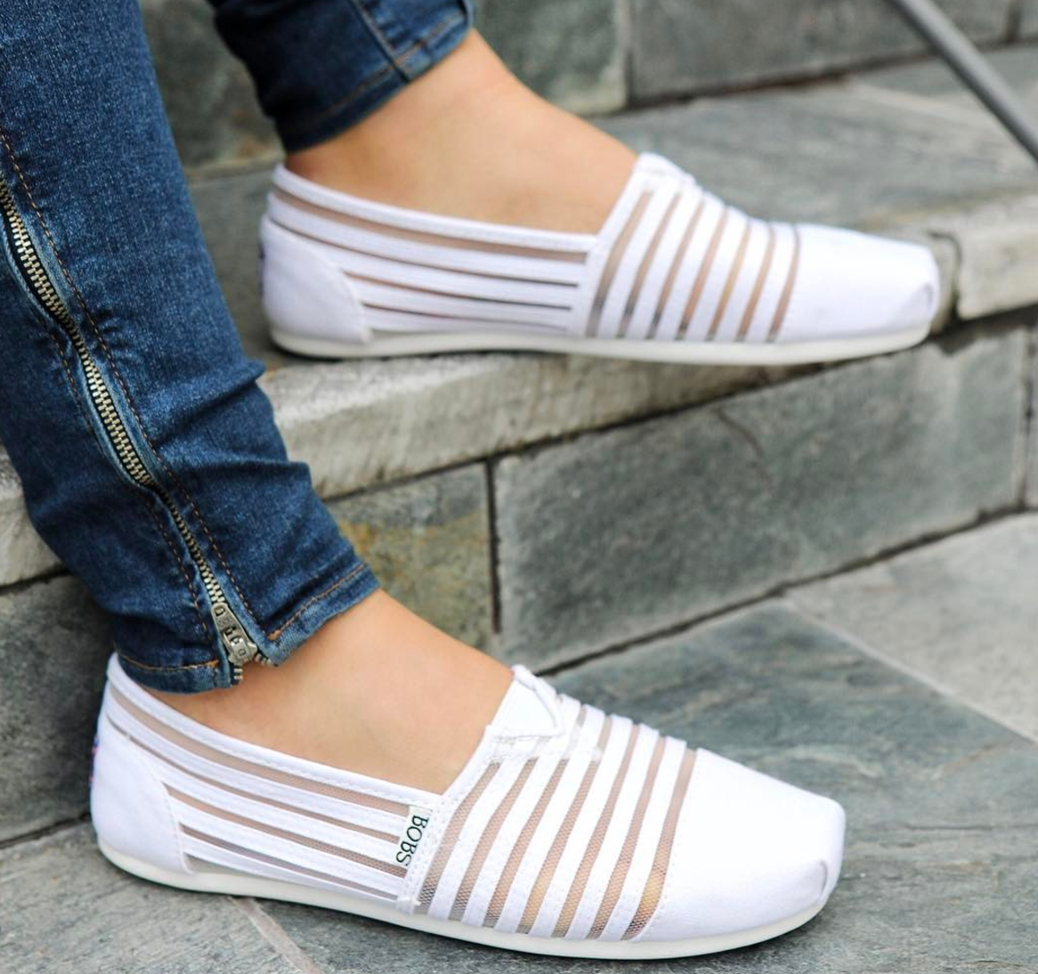 e5bd6550b91 The Adorbs shoe is totally adorbs. Find this Pin and more on BOBS from  SKECHERS ...