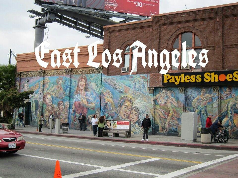 East Los East Los Angeles East La Boyle Heights