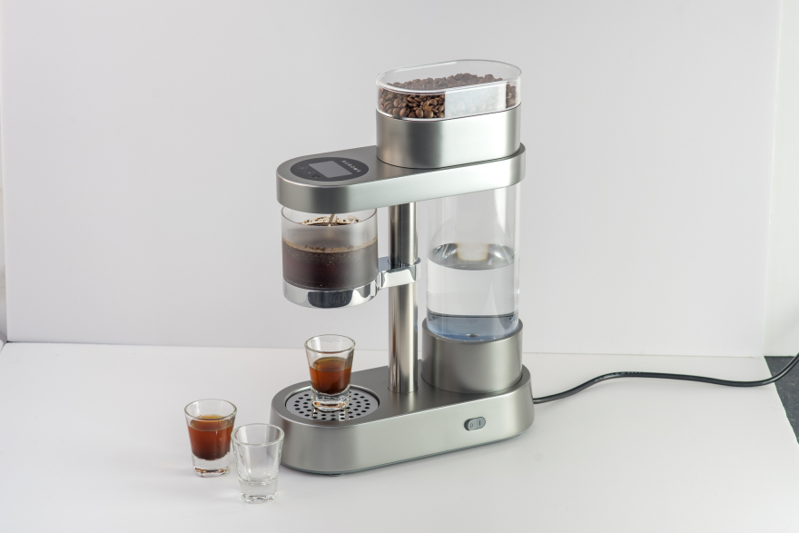 Auroma: The Coffee Maker That Learns Your Preferen