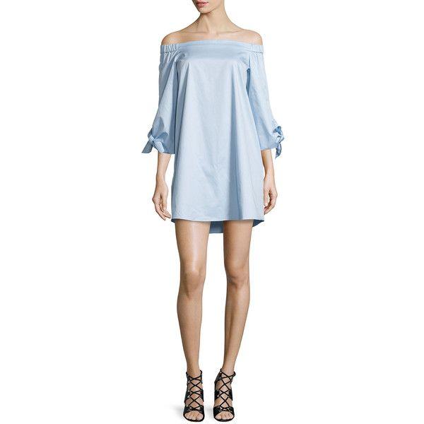 DRESSES - 3/4 length dresses Tibi BttwQk9C