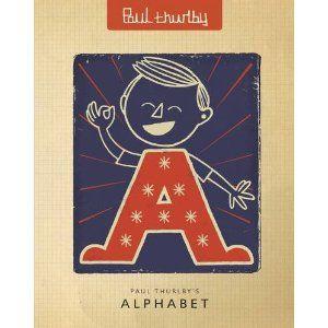 Alphabet - Boardbook