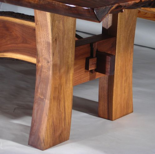 Large Dining Room Tables By Michael McDunn Fine Furniture Greenville SC