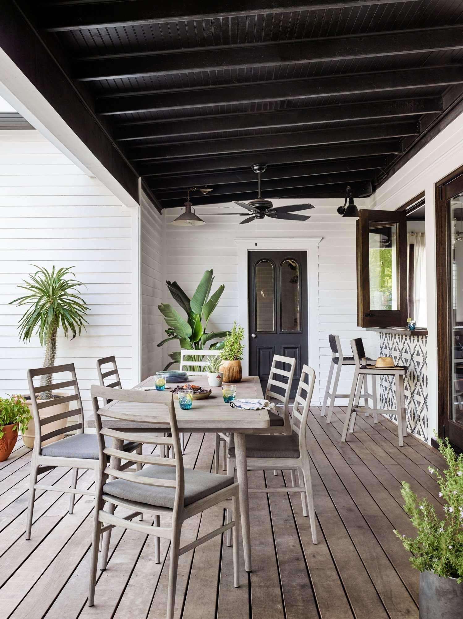 delano outdoor bar stool-grey