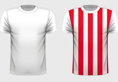 How To Create A Vector T Shirt Template And Apply A Pattern To It