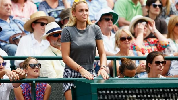»  Donna Vekic  #DonnaVekic Donna Vekic: The tennis player at the centre of the Nick Kyrgios slur 881