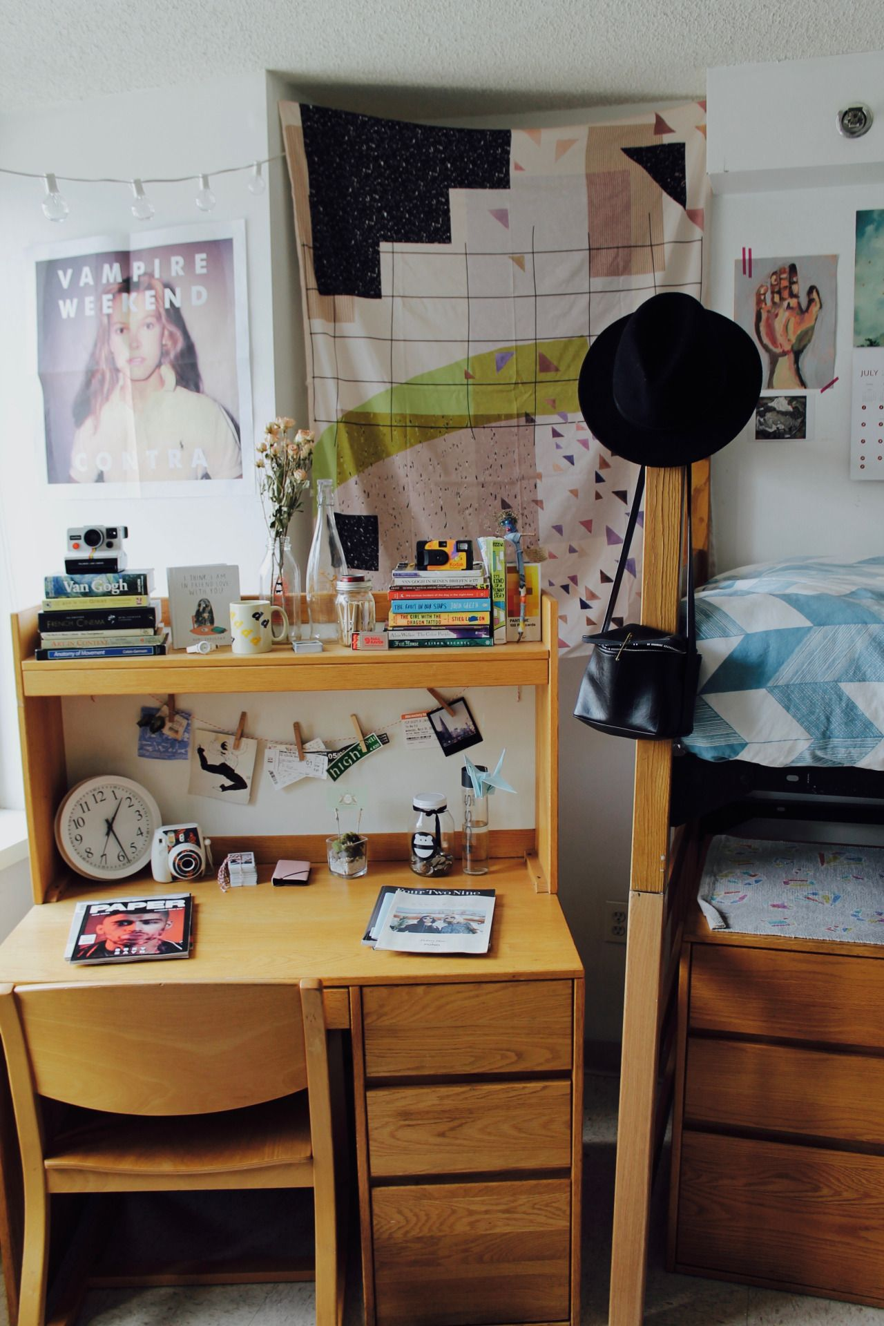 Illluminated Knowledge Frecklesandfilms My Cozy Room In The Middle Of Dorm Room Desk Cozy Room Room Desk