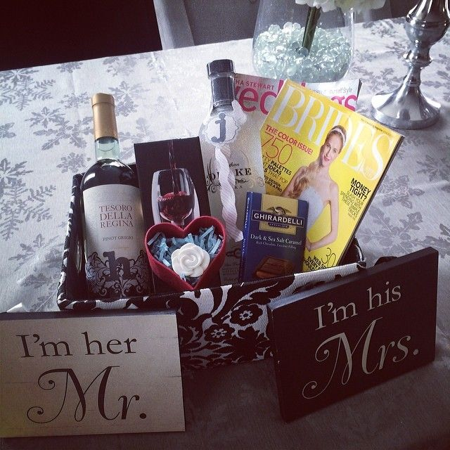 My Diy Engagement Gift For My Brother And Future Sister In Law Can
