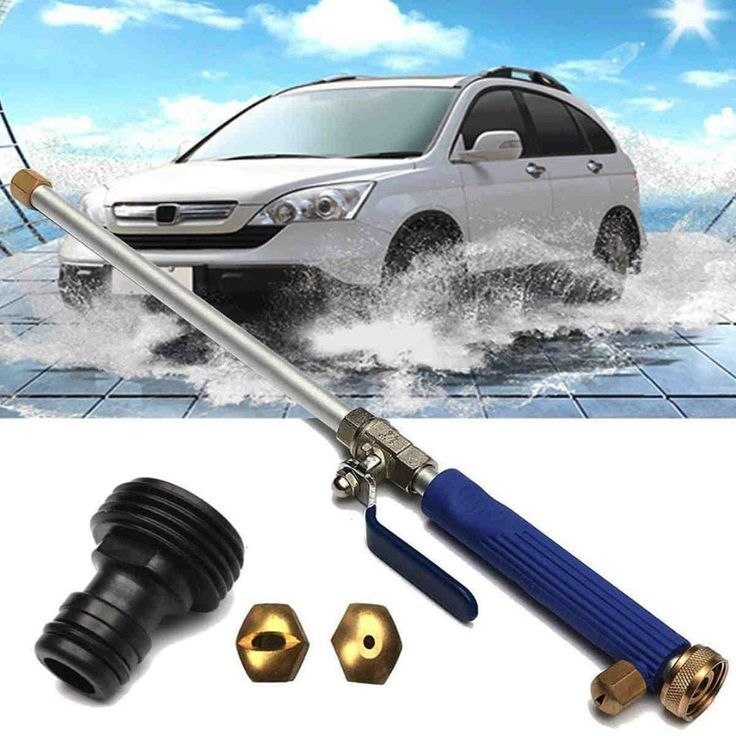 Extendable Power Washer Wand High Pressure Water Hose