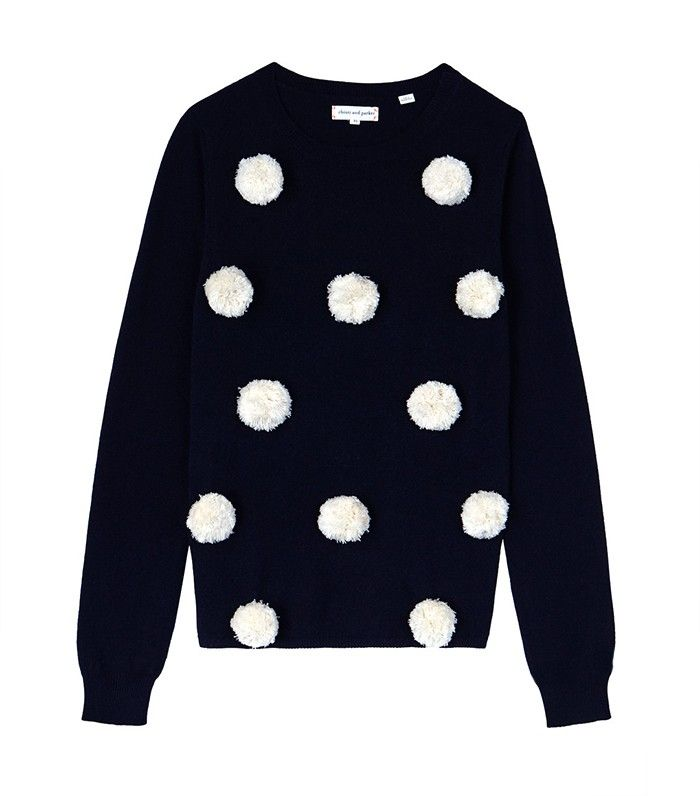 Pom-Poms Everywhere: They Aren't Just for Beanies and Bags Anymore via @WhoWhatWearUK
