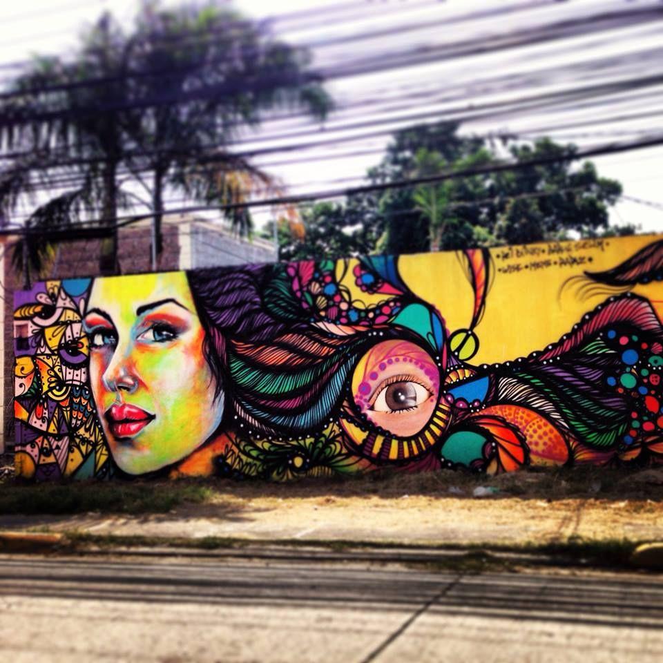 Color art facebook -  Baruc Streetart Art Graffiti Ironlak Mtn Https
