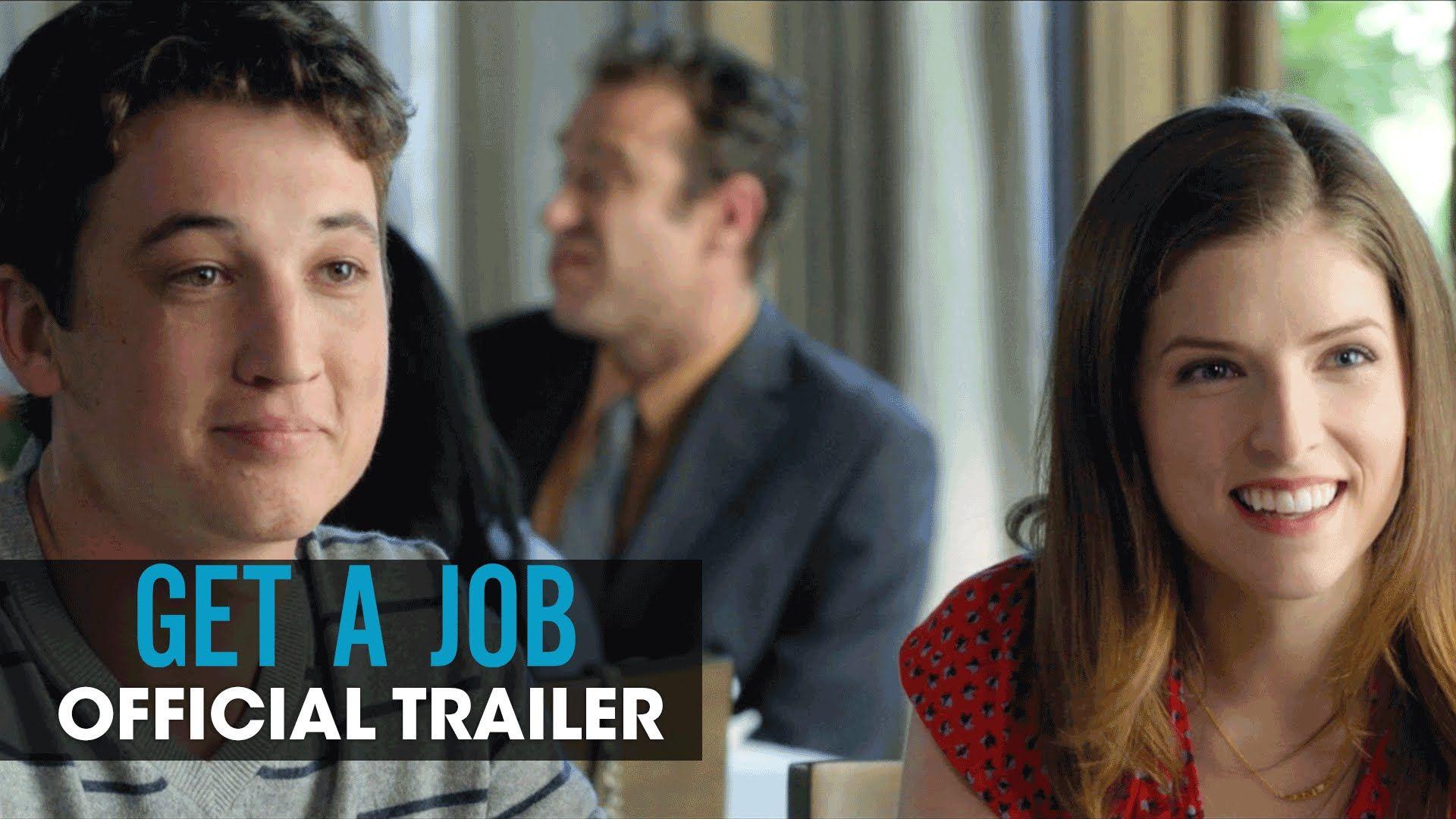 get a job starring miles teller anna kendrick bryan cranston