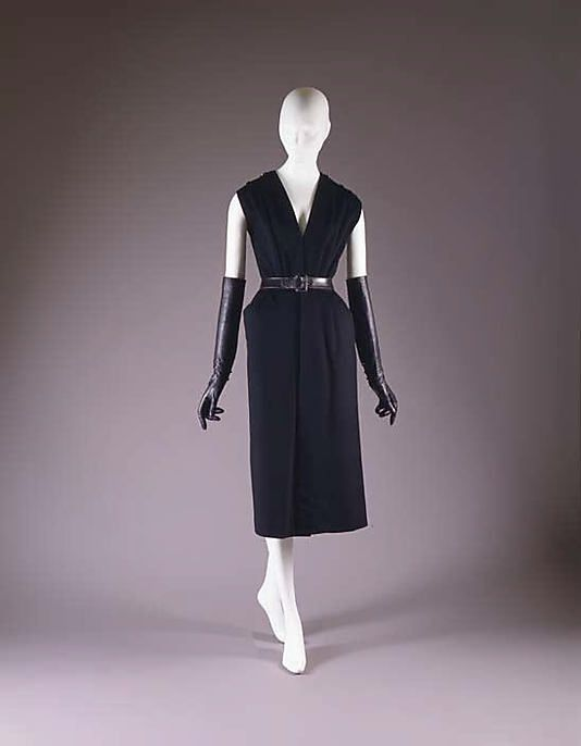 Ensemble House of Dior (French, founded 1947)
