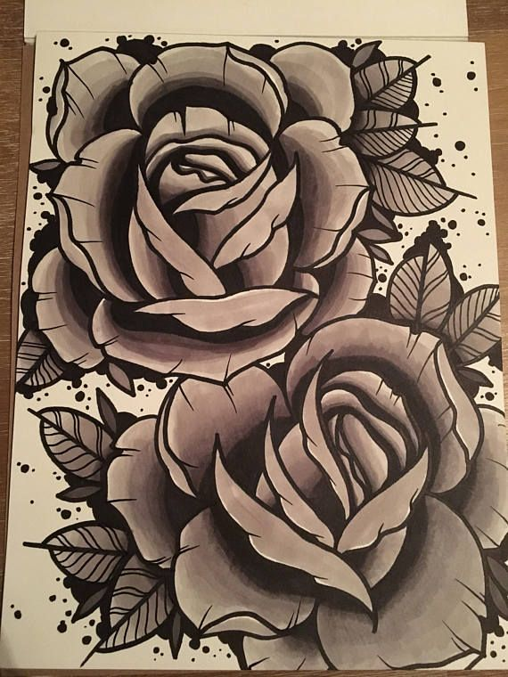 Traditional Tattoo Flash | Chris garver | Traditional ...