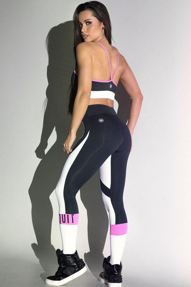 06989d760 Produto - Legging Glow Soft Hipkini 3335821 - Fit You - Loja de Roupas  Fitness Online