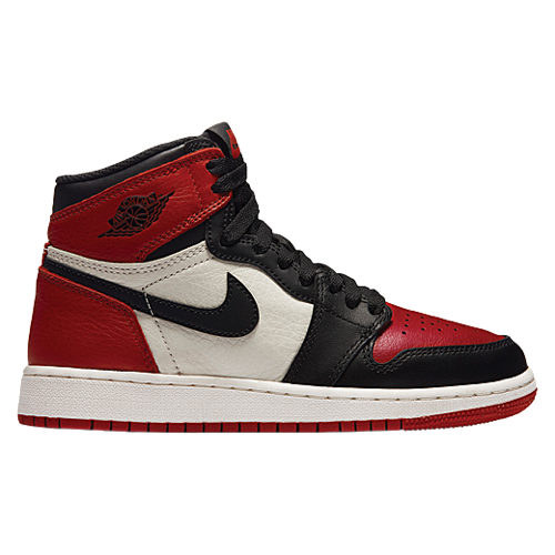 tos Al borde Pornografía  Jordan Retro 1 High OG - Boys' Grade School at Foot Locker | Air jordans  retro, Air jordans, Nike air jordan shoes