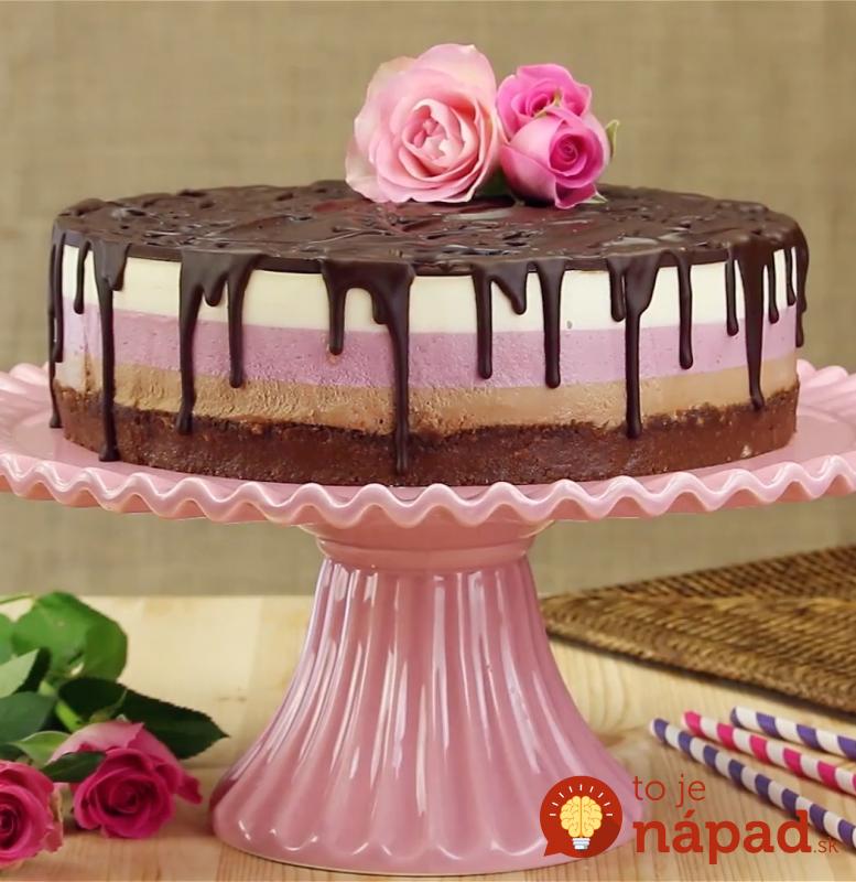 Dokonalý dezert, ktorý dokáže pripraviť skutočne každý. Tajomstvo je ukryté medzi jednotlivými vrstvami.