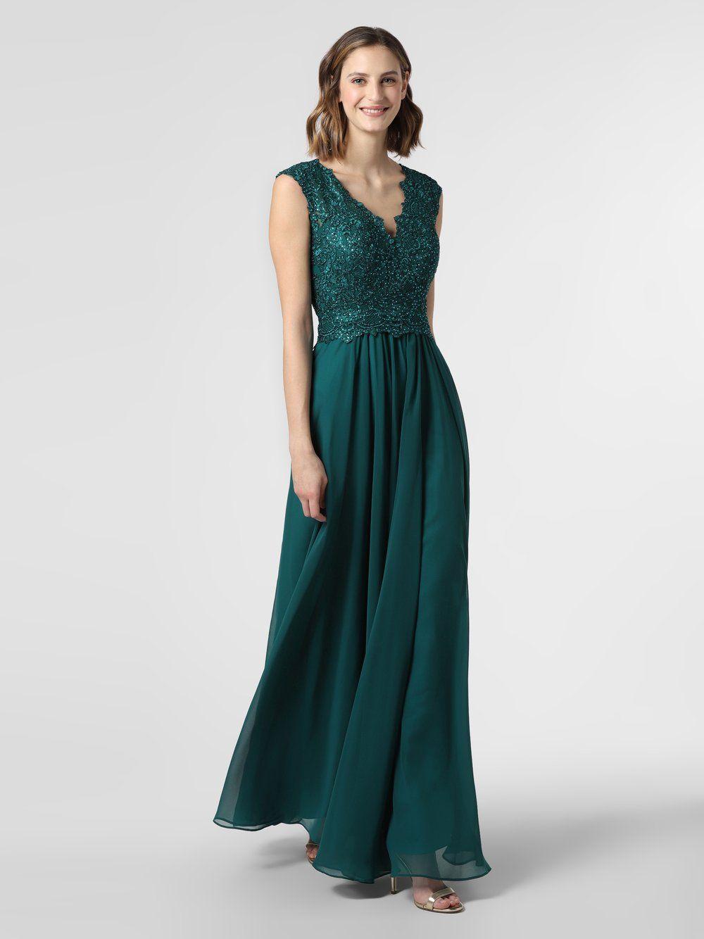 Luxuar Fashion Abendkleid grün in 9  Luxuar fashion