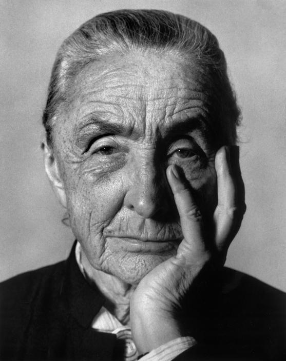 Georgia Totto O'Keefe (1887-1986)