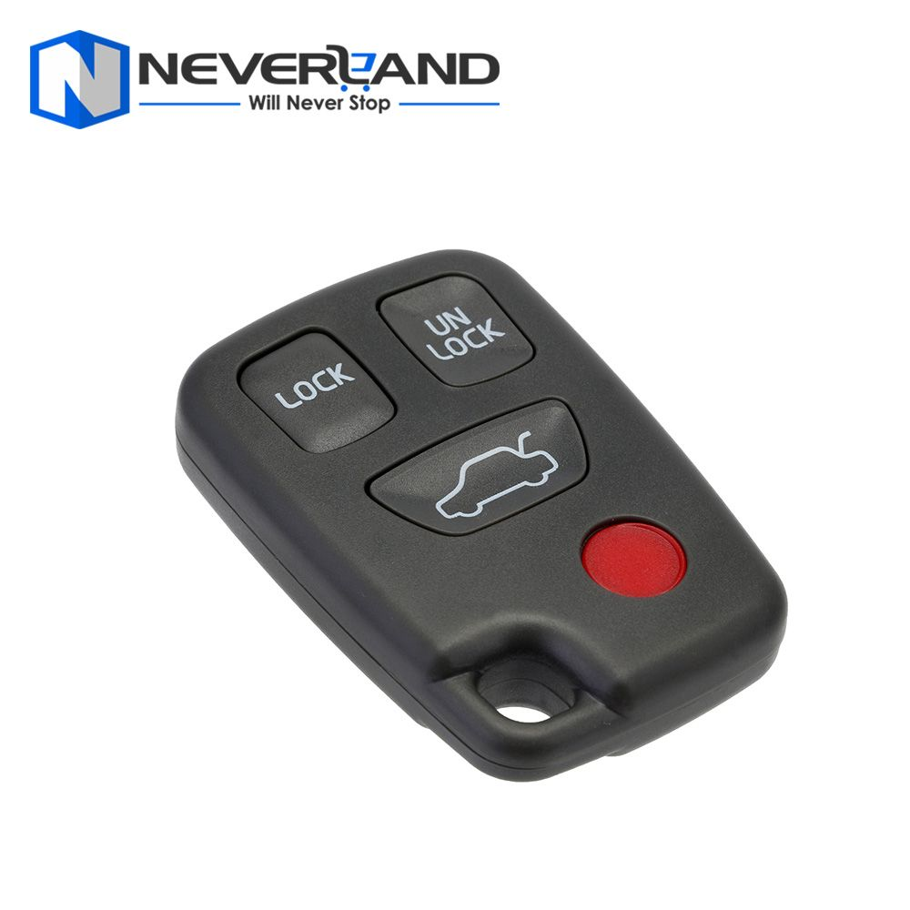 new replacement keyless entry remote shell key fob case for volvo