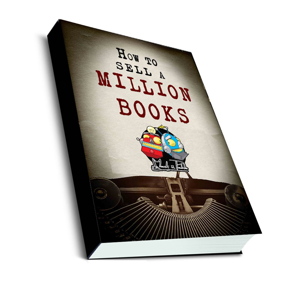 How to sell a MILLION books PREORDER NOW 13 Edition How would