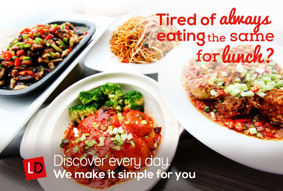 Tired Of Always Eating The Same Lunch Visit Www Localdiaries Com For A Restaurants And Food Courts Near Your Location Food Eat World Cuisine