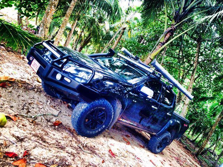 Isuzu Dmax Elperlanegra Facebook Expedicion Costa Rica