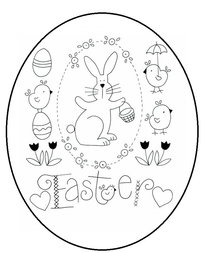 * Happy Easter!