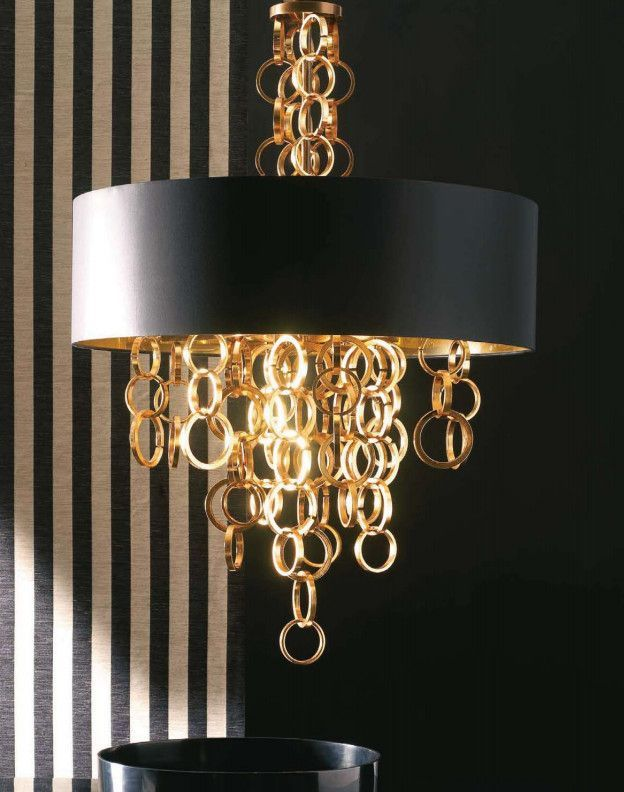 Lights · hotel · black goldchandeliersluxury