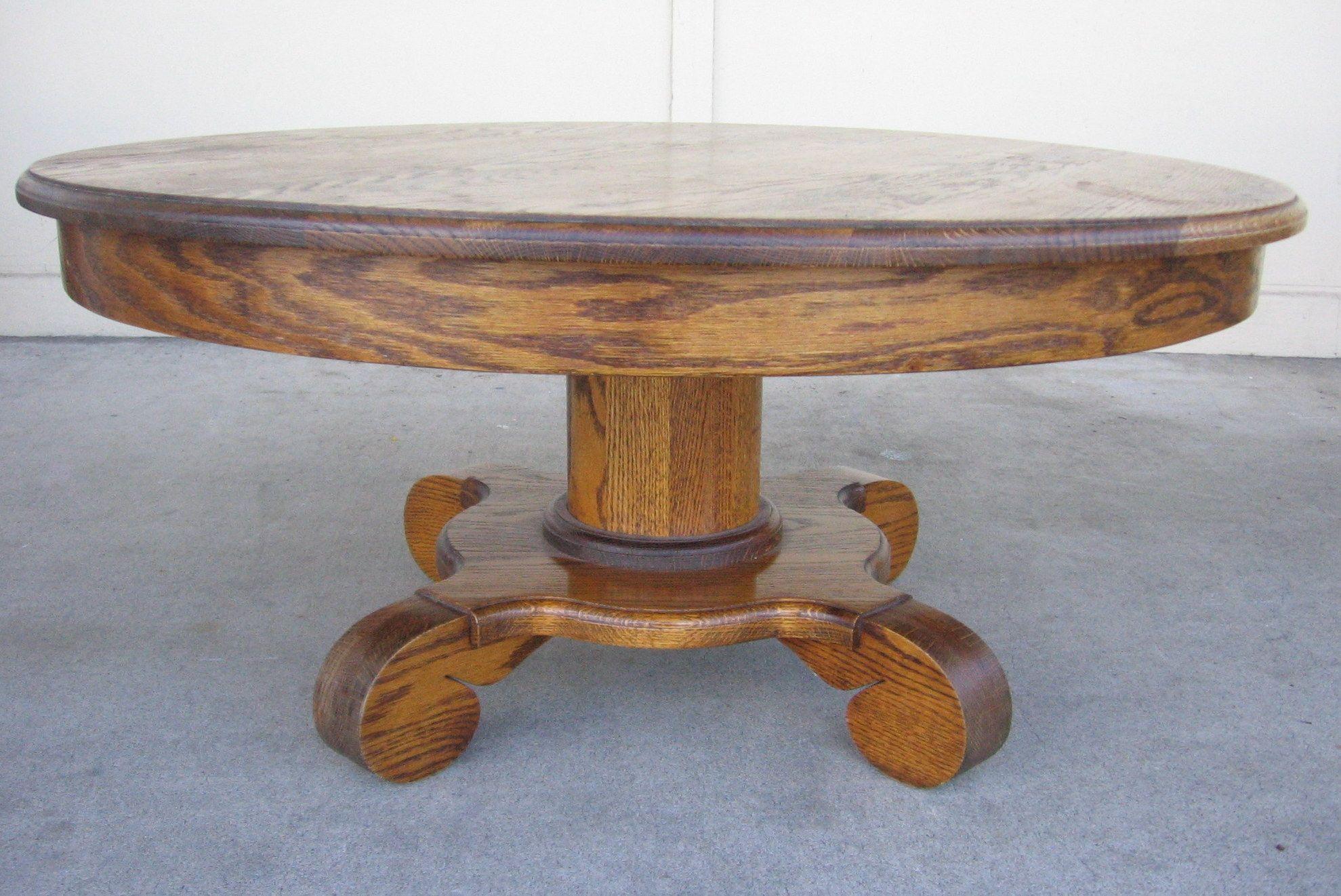 36 Round Oak Coffee Table Oak Coffee Table Home Goods Coffee Table [ 1322 x 1979 Pixel ]