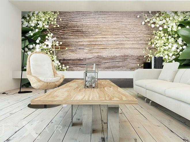 wald maigl ckchen fototapete f rs wohnzimmer pinterest maigl ckchen fototapete wald und. Black Bedroom Furniture Sets. Home Design Ideas