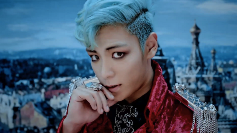 Male Idols With The Sexiest Most Charismatic Gaze Bigbang Fantastic Baby Top Bigbang