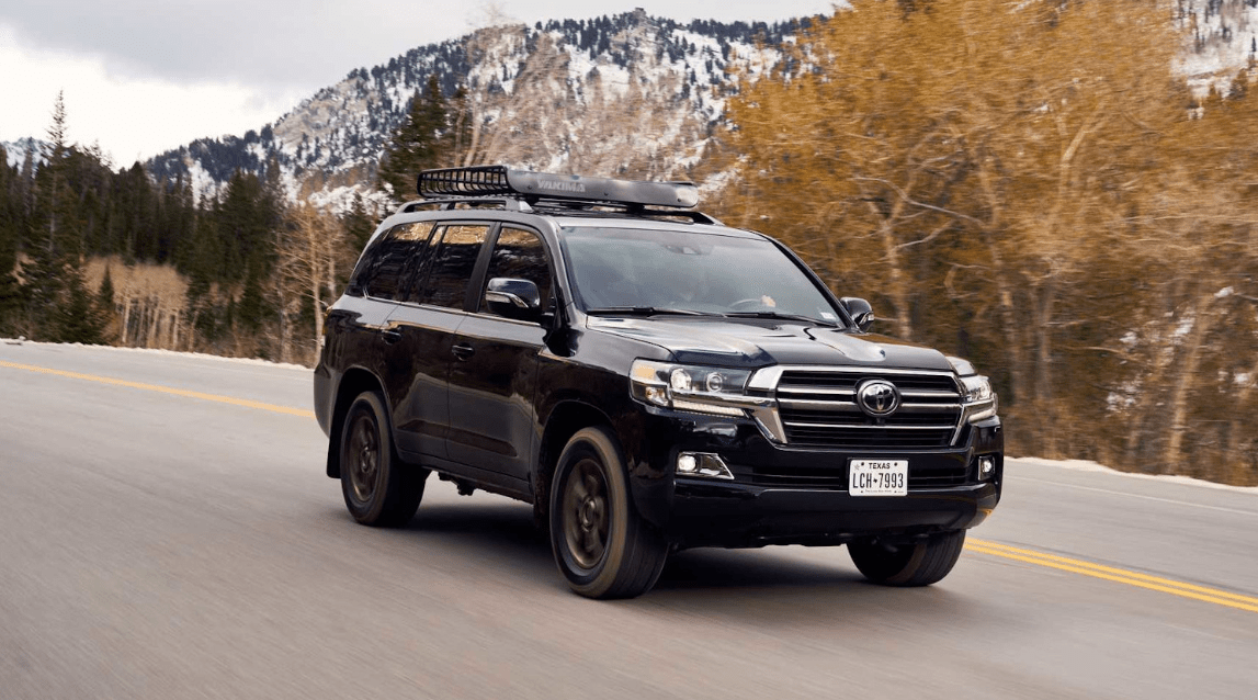2022 Toyota Land Cruiser Redesign Release Date Price In 2020 Toyota Land Cruiser Land Cruiser Toyota Land Cruiser Prado