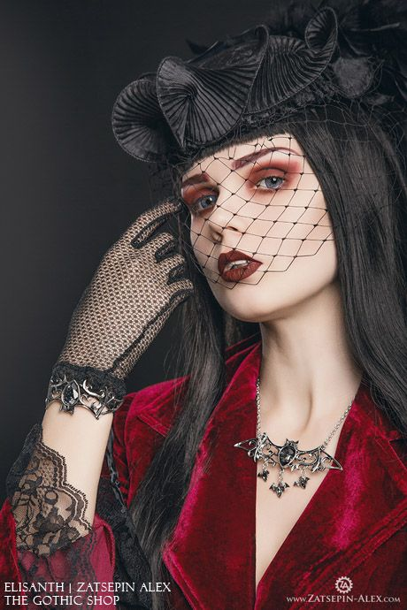 Alchemy Gothic Viennese Nights Necklace FWIzQDHO