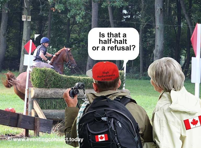Truth is funnier than fiction. Canadian drama will have you pulling out your hair or laughing your guts out... http://eventingconnect.today/2016/07/05/todays-top-10-lessons-learned-from-canadas-rio-selections/